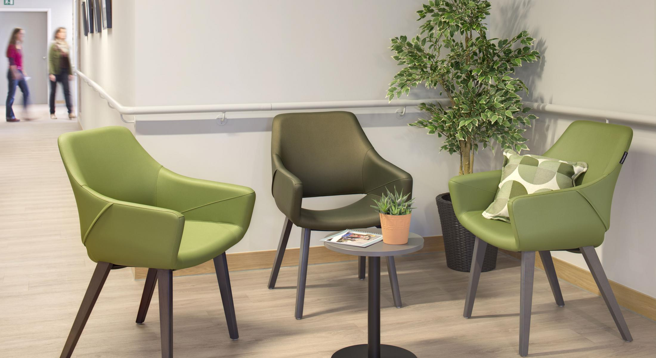 Creating Hospitality - WZC Keyhof Huldenberg 2 - moments furniture