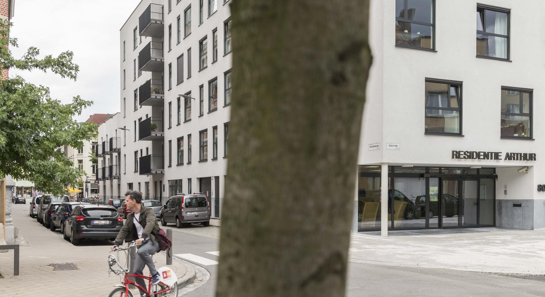 Creating Hospitality - WZC arthur Antwerpen 1 - moments furniture
