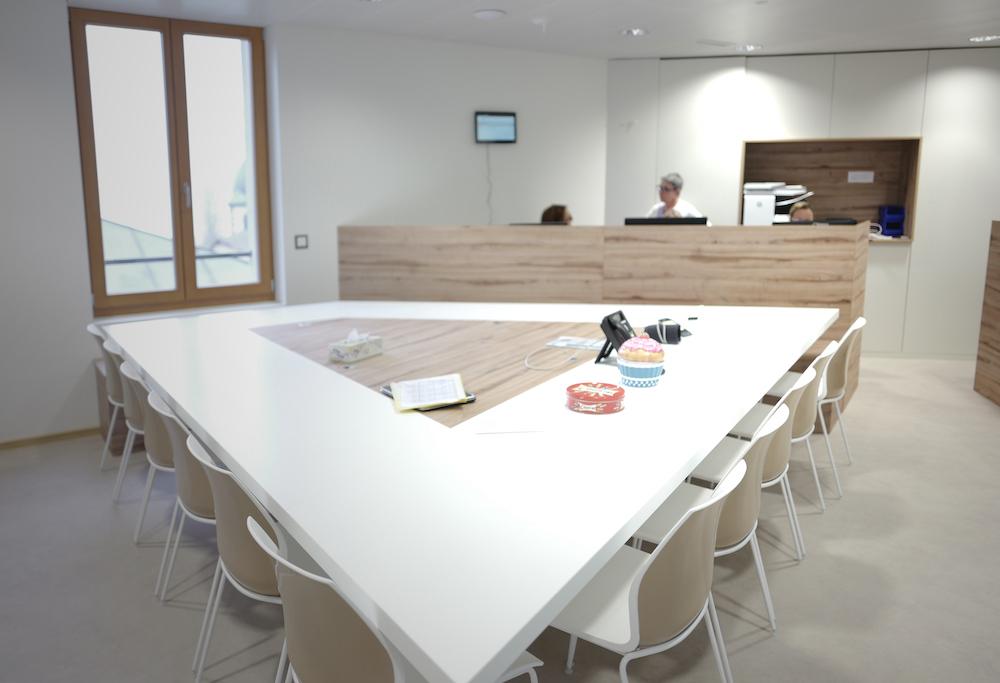 bureau soins + salle réunion