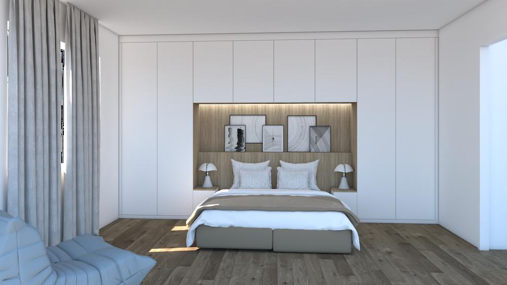 visuel chambre armoire tête de lit